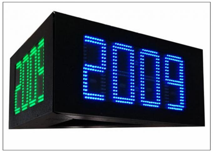 Large outdoor led gas station price sign waterproof For 4 and 5