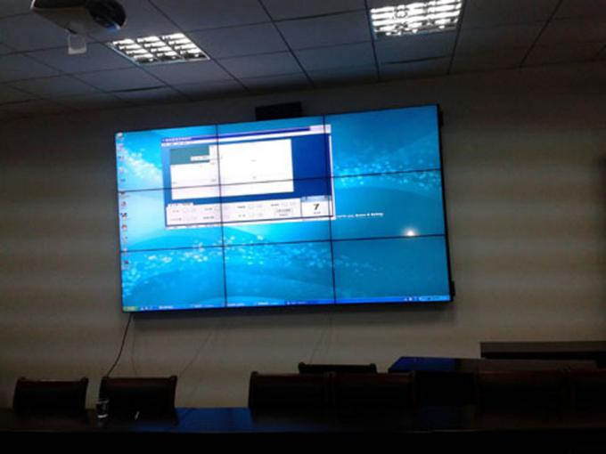 "4K HD Ultra Narrow Bezel Lcd Video Wall High Resolution Industrial Display 49"" BARCOLED"