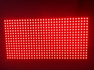 DIP570 Scrolling LED Display Module Flexible Outdoor / Indoor RGB Full Color P10