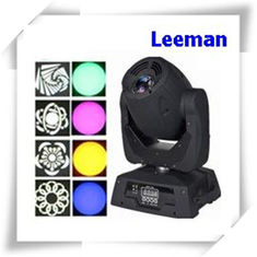 11 Channel Mini Concert Stage Lights With DMX 512 / LED Moving Head Light 2500 - 8000 K