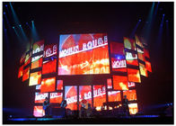 China Energy Saving Full Color Indoor LED Video Wall Rental for Stage Background company