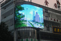 China 8000 nit Brightness LED Media Facade for Shopping Mall Building Outside decoration factory