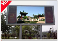 China HD Advertising Full Color LED Display with Rolling Message 960 x 960mm Cabinet factory