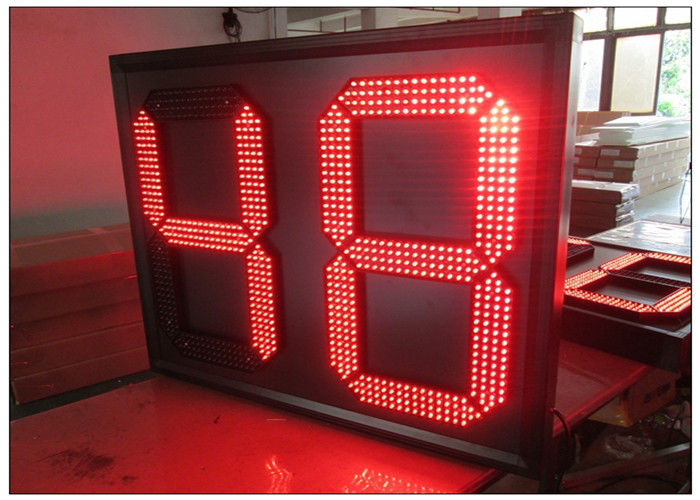 2 Digit Led Countdown Timer With Gps Rf Ir Wireless