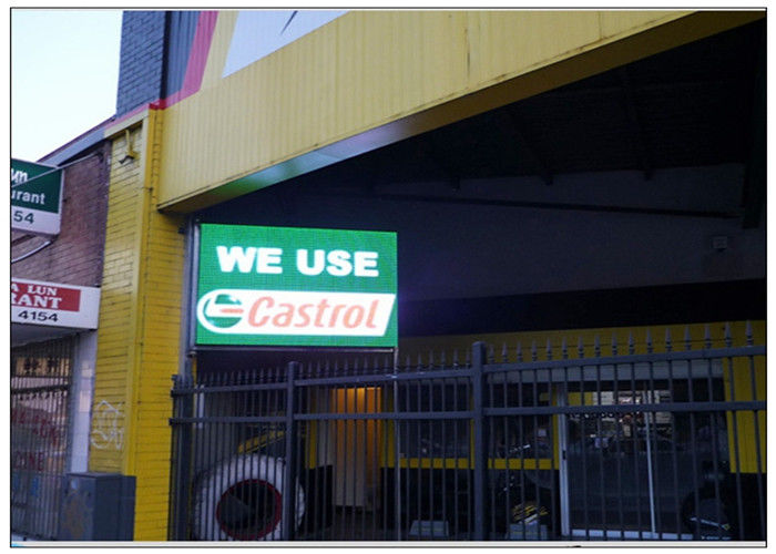 Electronic Programmable LED Signs for Advertising , P10 LED