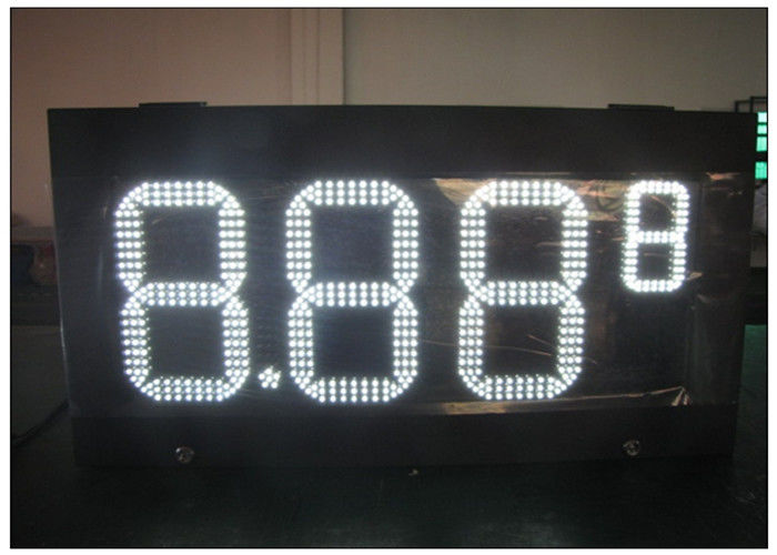 HD LED gas station price signs / gas electronics scoreboard With