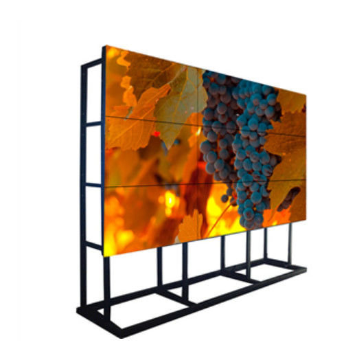 46 49 55 Inch LCD Video Wall Samsung Panel Ultra Thin OLED