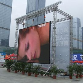 China Waterproof Full Color Rental Led Billboard Advertising Led Display Constant Static distributor