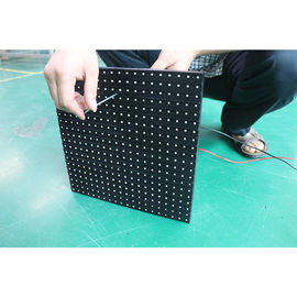 China Wall Mounting Outdoor Led Video Display Front Open Fixed Super Clear Vision distributor